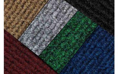 Commercial Brush Entrance Mat Multi Colours Various Sizes