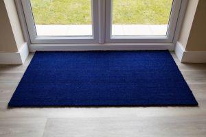 Blue Coir Entrance Door Mat Various Sizes