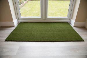 Green Coir Entrance Door Mat Various Sizes