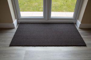Grey Coir Entrance Door Mat Various Sizes