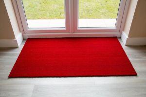 Red Coir Entrance Door Mat Various Sizes