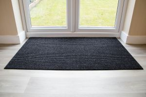 Adem Rib Matting 11mm Thick-Anthracite-120 cm x 85cm