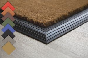 Commercial Coir Matting 17mm