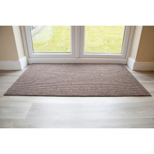 Adem Rib Matting 11mm Thick-Brown-90 cm x 60 cm
