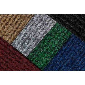 Commercial Brush Entrance Mat Multi Colours Various Sizes